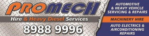 Promech Automotive and Heavy Diesel Services